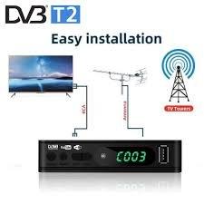 DVB-T2 ontvangers
