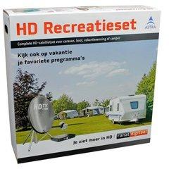 Satelliet TV setjes