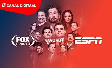 Fox Sports wordt ESPN