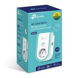 TP-Link AC1200 Wi-Fi Range Extender with AC Passthrough_