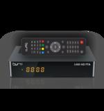 Hyro 1400 HD FTA satelliet ontvanger_