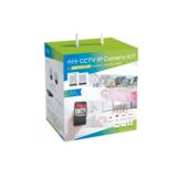 Amiko Home CCTV 4520 POE Kit - 5MP - 2 Camera's_