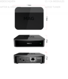 MAG 410 Set-top box_