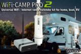Alfa Network WiFi Camp Pro 2 Set + GRATIS zuignap_