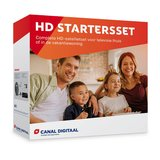 HD Canaldigitaal starterset_