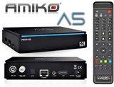 Amiko A5 4K UHD Combo_