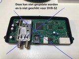 Satenne R2 upgrade besturingskast DVB-S2_