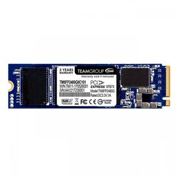 Team SSD 256GB NVMe 1500MB/s read 800/MB/s