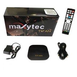 Maxytec Titan IPTV ontvanger Android 4.4 Streaming Box