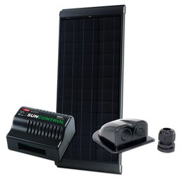 NDS BLACKSOLAR 115W Zonnepaneel SET + SC300M KPB115WP