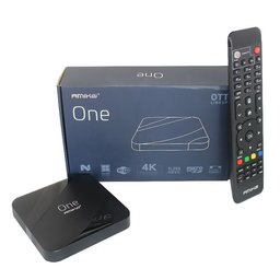 Amiko One OTT - 4K UHD - Android 7.1 - H.265 HEVC