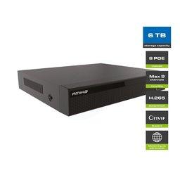 Amiko Home NVR-8800 9CH 8 POE 5M H.265+