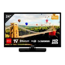 """Hitachi 24HE200 24"""" ELED TV met Smart - WiFi - 12volt"""