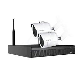 Amiko Draadloze WiFi KIT N5200 - 5MP - 2 WiFi Camera's
