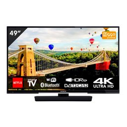 "Hitachi 49HK6002 49"" - UHD DLED TV met Smart - WiFi en Bleutooth"