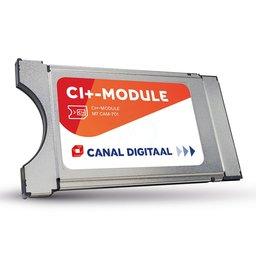 Extra kaart CanalDigitaal met CI+ module