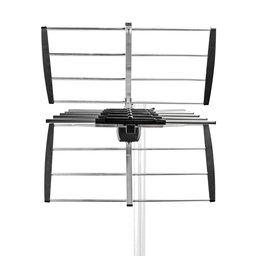 TV-Antenne voor Buiten | Max. 11 dB Versterking | UHF: 470 - 694 MHz | 7 Componenten