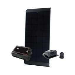 NDS BLACKSOLAR 115W Zonnepaneel SET + SC350M