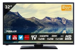 """Finlux FL3222SMART 32"""" LED HDR DVB-T/C CI+ Ziggo"""