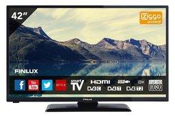 "Finlux FL4222SMART 42"" LED FHD DVB-T/C CI+ Ziggo"