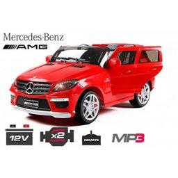 Mercedes ML63 AMG LICENTIE