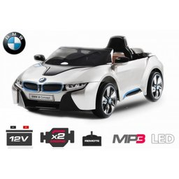 BMW i8 LICENTIE