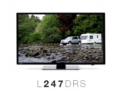 Avtex 247DRS 24 Led TV DVB-T/DVB-S2/HD DVD