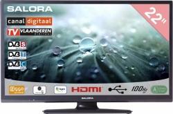 Salora 22LED9109 DVB-C/T/S-S2 CD/Ziggo 12Volt