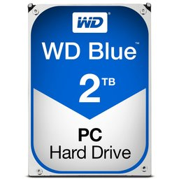 Western Digital Blue 2TB IntelliPower - 64MB - SATA3