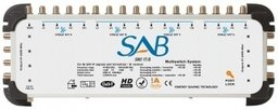 SAB Multiswitch 17 in /8 out