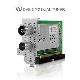 VU+® Hybrid DVB-C/T2 Dual Tuner UNO / Ultimo / Duo²