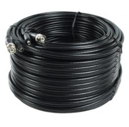 BNC DC Coax Kabel (rg59 + DC voeding) 50meter