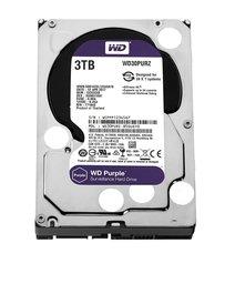 "Western Digital Purple 3.5"" 3TB - 64MB - SATA-600"