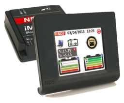 NDS IM12-150 iManager 12v 150A met touchscreen