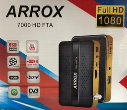 Arrox 7000 Mini HD Fta