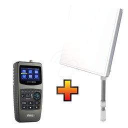 Selfsat Camp58 + GRATIS Xsarius Satmeter HD Easy