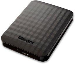 Samsung STSHX-M101TCB 1000GB Zwart externe harde schijf