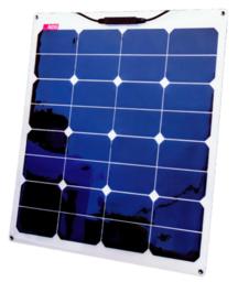 NDS KP55FSCM Flexibel Zonnepaneel Set + Suncontrol MPPT 55W