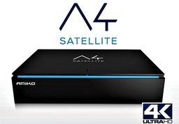 Amiko A4K Satellite