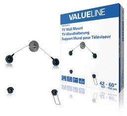 """TV Muurbeugel Vast 42 - 60 """" 25 kg"""