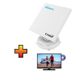 Xsarius Camp Pro Max + GRATIS Smart TV