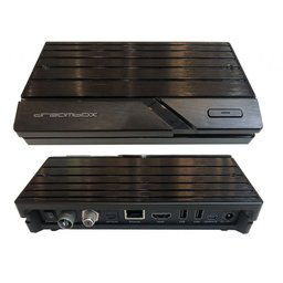 Dreambox One Dualboot Enigma2 Android DVB-S2 DVB-C/T2 4k Sat Receiver