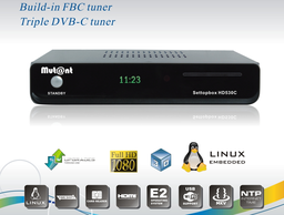 Mutant HD530c Triple FBC HEVC
