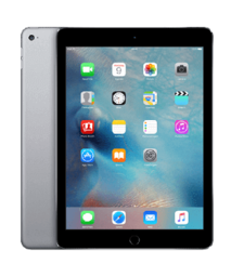 iPad Air 2 Zwart 64GB Wifi Only