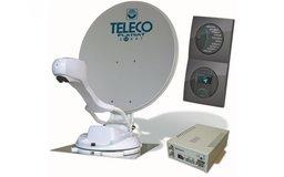 Teleco Flatsat Skew Easy SMART Diseqc GPS 65cm / 85 cm