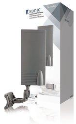 DVB-T/T2 Buitenantenne 15 dB VHF / UHF