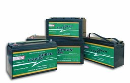 NDS GREENPOWER Service Accu AGM 12V 80Ah GP 80