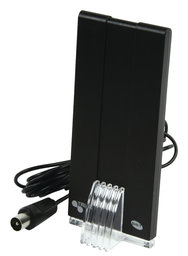 Versterkt DVB-T/T2 - DAB+ Binnen Antenne 12 dB VHF / UHF