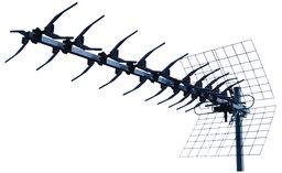 DVB-T/T2 Buitenantenne 13 dB UHF
