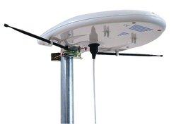 DVB-T/T2 - DAB+ Versterkte Buitenantenne 20 dB FM / VHF / UHF